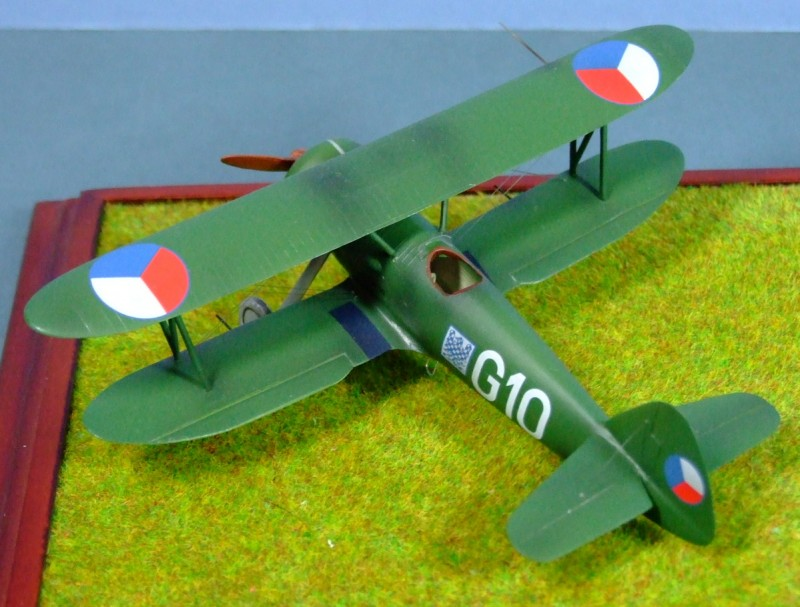 Letov, Czechoslovakian Air Force, 1:72