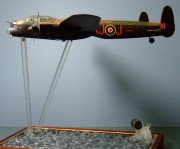 Sqn Ldr Maltby, 617 Sqn Dambusters, Mohne Dam, 19443, 1:72