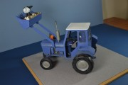 Shaun the Sheep Tractor