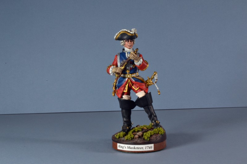 King's Musketeer, 1740