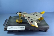 Chance-Vought F7U-3M, Cutlass VA 212 USS Bon Homme Richard 1956/7
