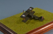 Port Victoria Eastchurch Kitten, PV8 1917 - 1/72 scale