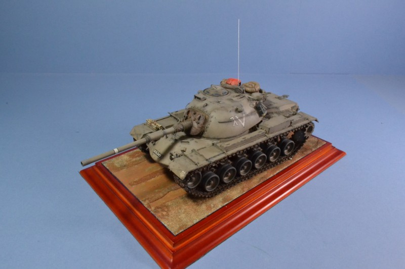 M48 converted to Isreli Magach 3