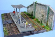 Deisel Depot Lighting kit