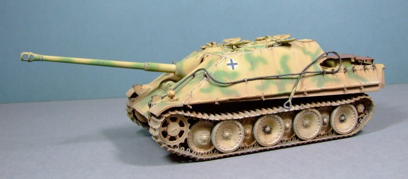 Jagdpanther Ausf G (late), 1:35