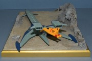 Fireflash and Thunderbird 4