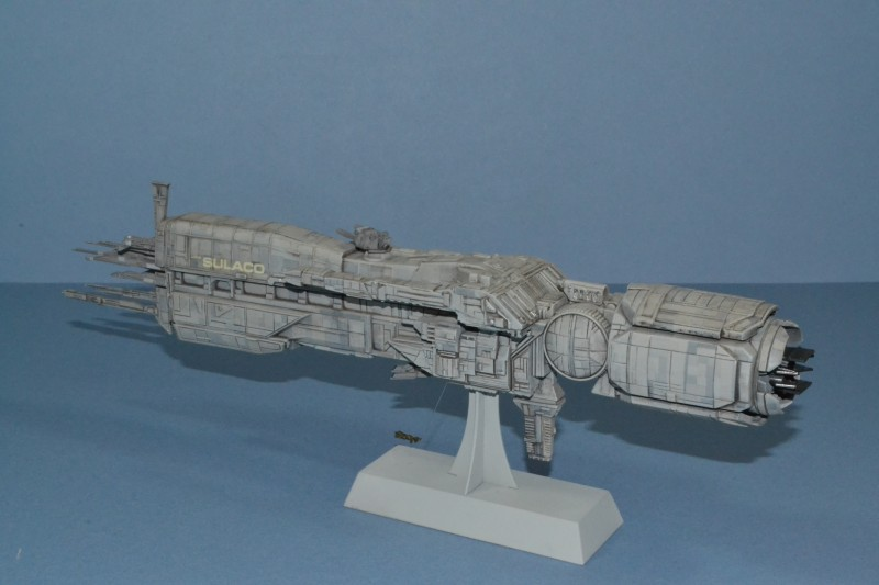 USS Sulaco from Aliens