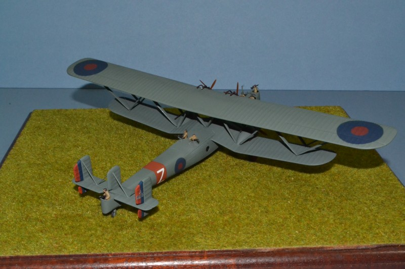 Handley Page HP43a 1:144