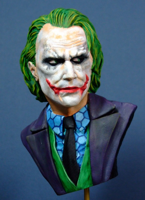 Why so Serious? The Joker
