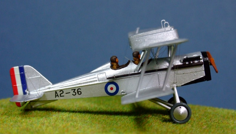 SE5a, No 1 Flight Training School, RAAF, 1:72