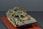 Russian T90 MBT with lights
