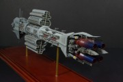 Babylon 5 Earthforce Destroyer Agamemnon