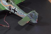 FW 190A8, 1:24 with decals instead of paint