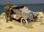 Model T Ford, Lebannon 1917, 1:35