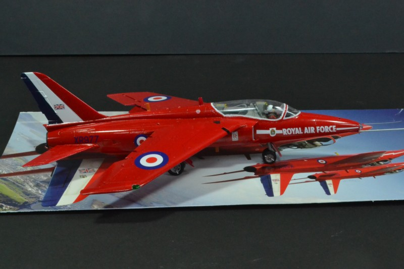Foland Gnat, Red Arrows