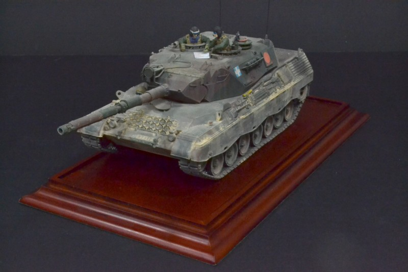 Greek Leopard 1A4 GT1