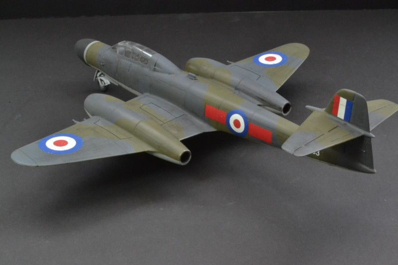 Gloster Meteor NF 11, 4 Sqn 1959