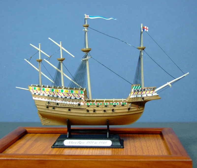 Mary Rose, 1:144