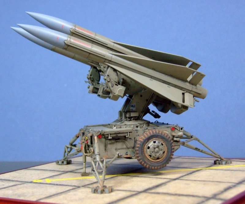 Hawk Battery, Israeli Defence Force, 1:35