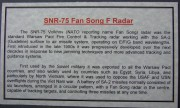 SNR-75 Fan Song F Radar, 1:72