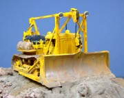 Caterpillar D7 with Le Tourneau Power Control Unit, 1:35