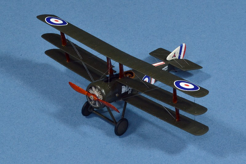 Sopwith Triplane, Shuttleworth Collection