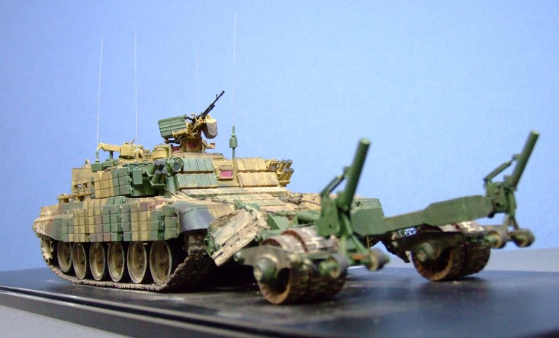 BMR3M Mine Clearance Vehicle, 1:35