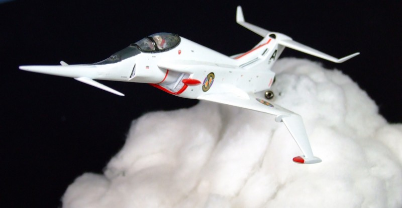 Angel Interceptor, 1:72