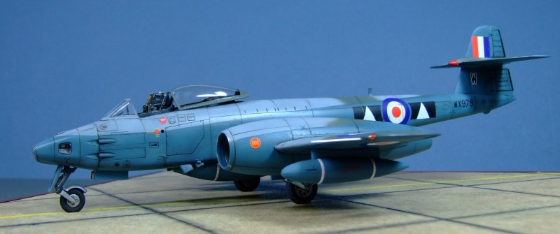 Gloster Meteor FR.9, 1:48