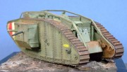 Mark IV Male Tank, 1:35