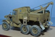 Scammell Pioneer Recovery, British Army
