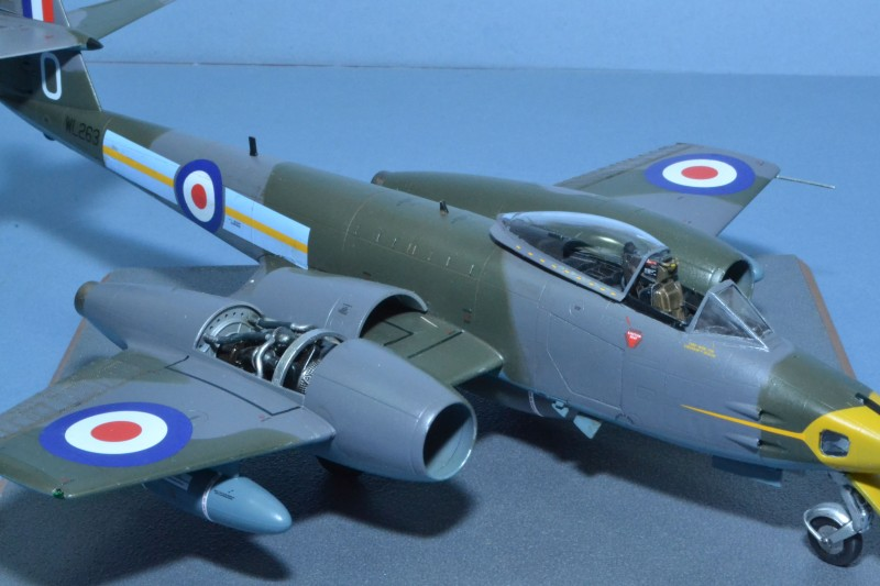 Gloster Meteor FR 9