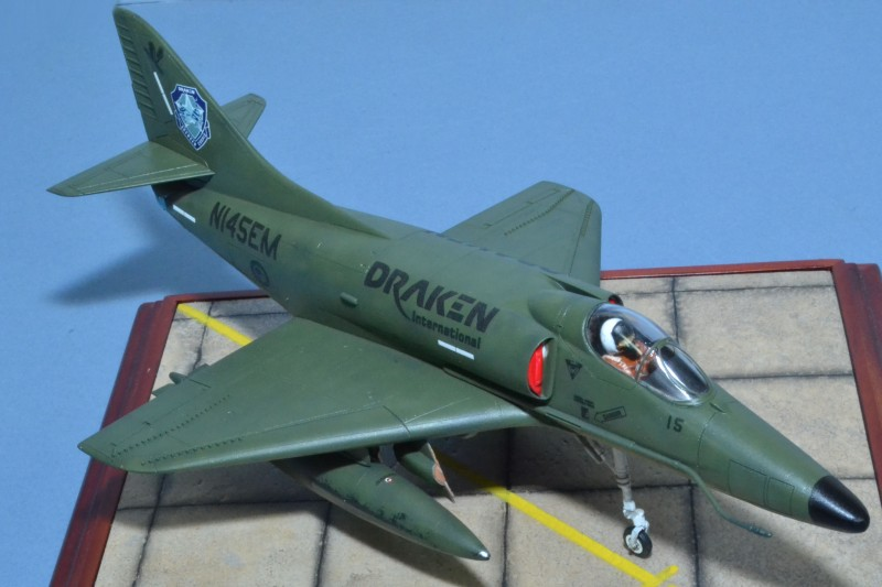 A4 Skyhawk, Ex NZ Air Force
