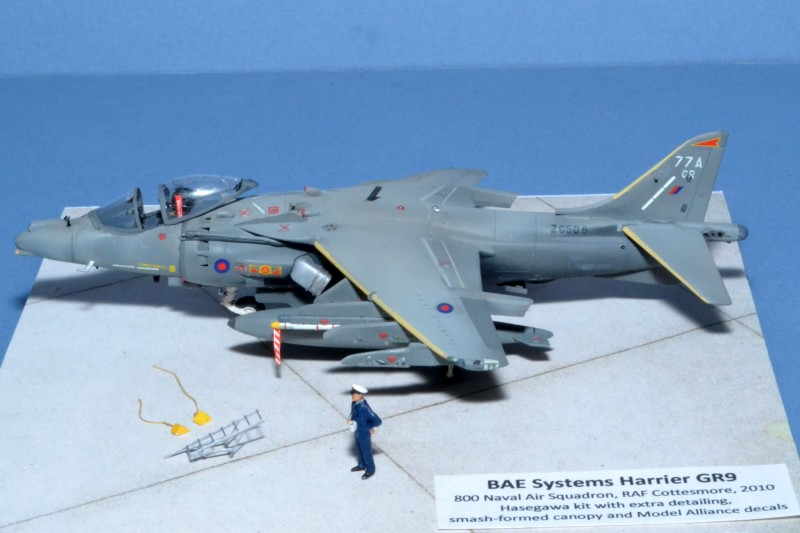 BAC Systems Harrier GR.9