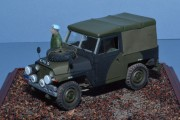 Landrover Lightweight and Bloke