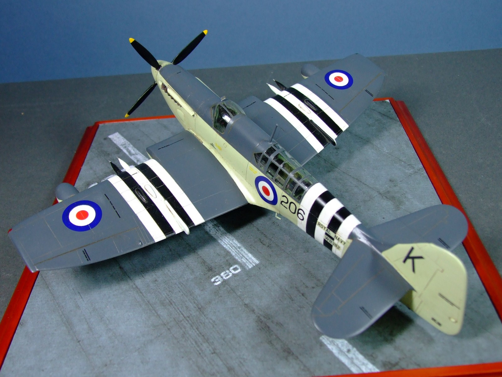 Fairey Firefly Mk.5, Fleet Air Arm, HMAS Sydney, 1951, 1:48