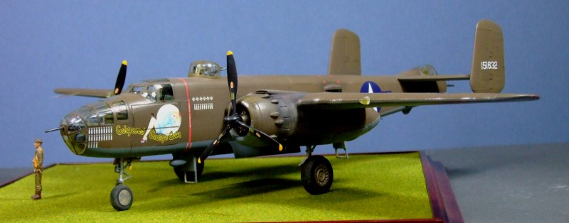 North American B-25J Mitchell, 1:48