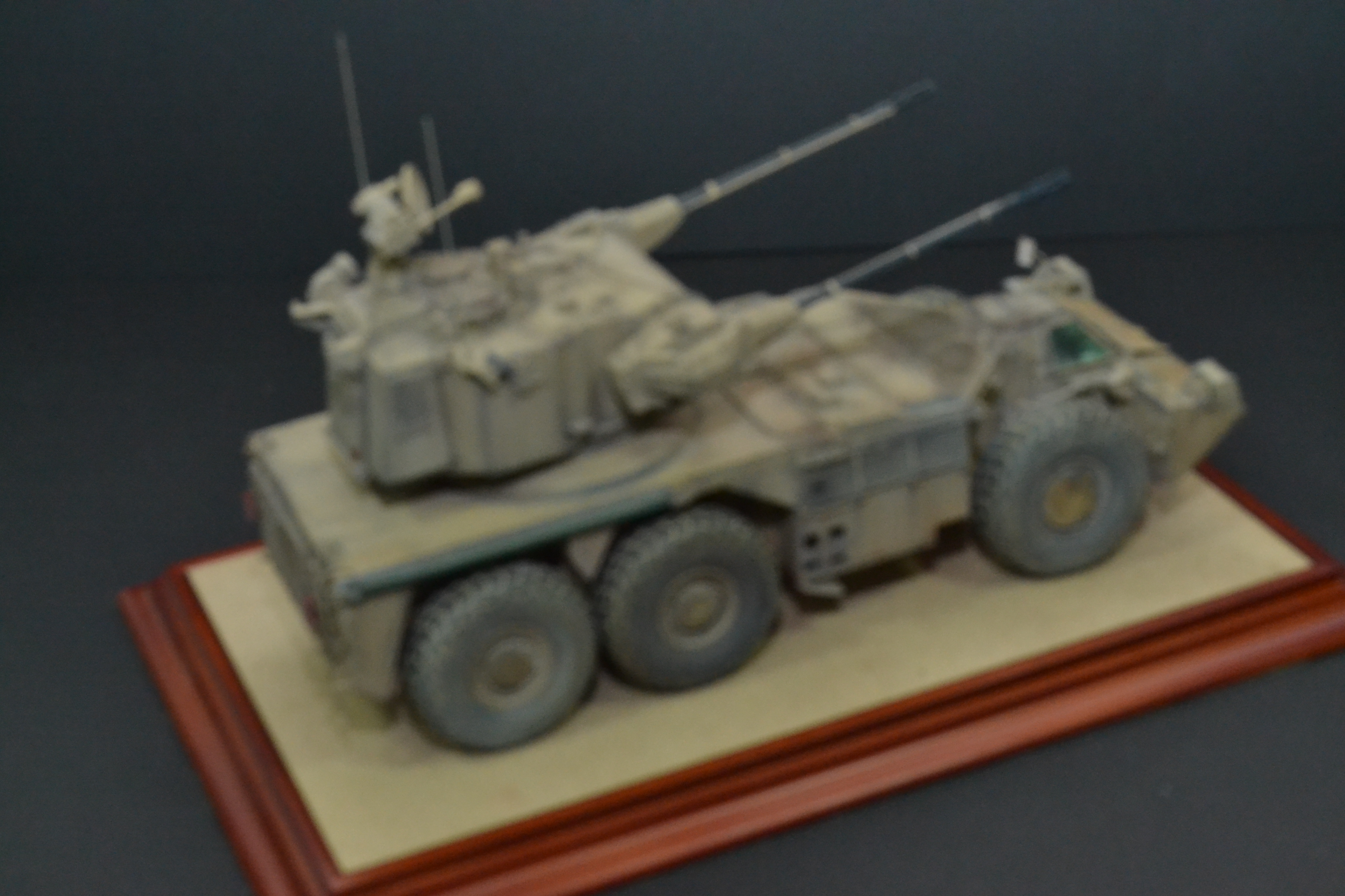 G6 Marksman Air Defence Trial - SADF