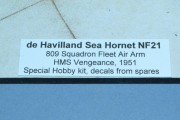 de Haviland Sea Hornet NF 21