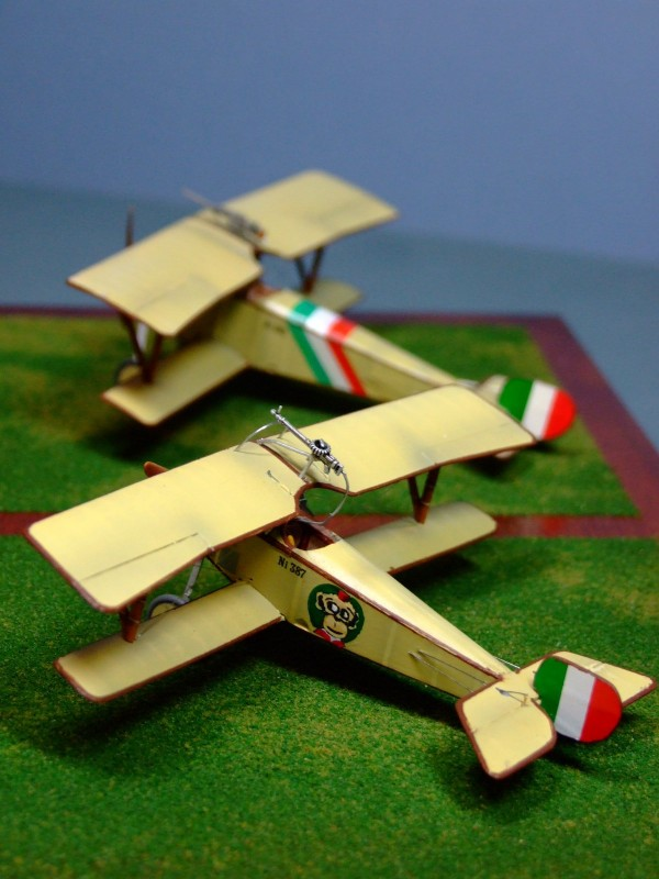 Nieuport 10 and 11
