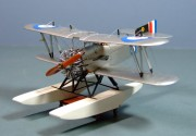 Fairey Flycatcher, 1:72
