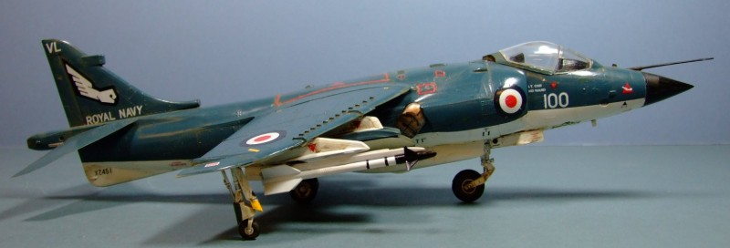 BAe Sea Harrier FRS.1, 899 Sqdn, FAA, 1:48