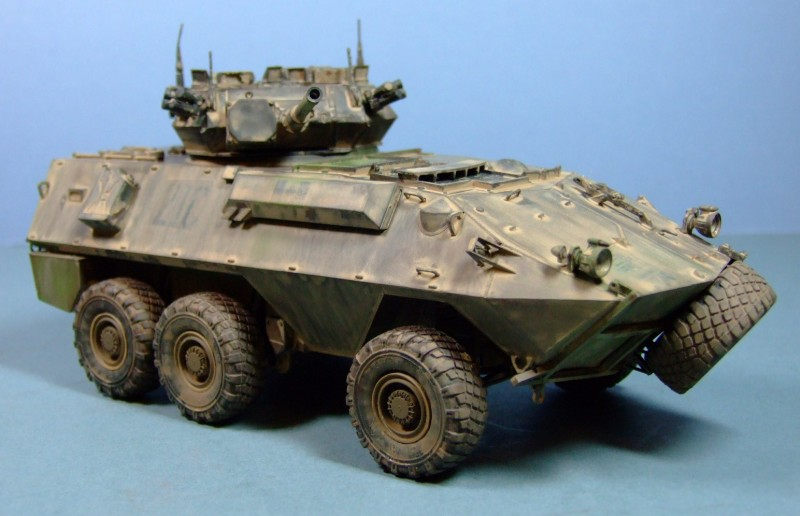 Cougar, Canadian Forces, 1:35