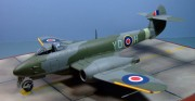 Gloster Meteor III, RAF, 1:48