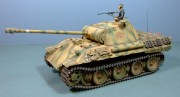 Panther Ausf A, 1:35