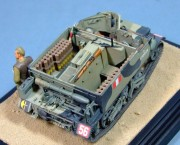 Universal Carrier Mk. II, 3in mortar carrier, 1:35